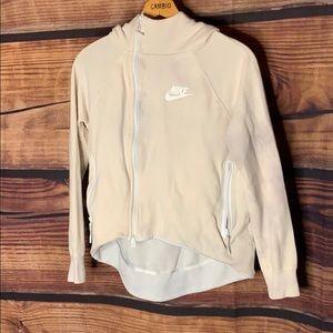 💞Nike White Sweatshirt Size XS